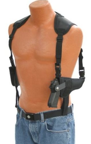 (Pro-Tech Outdoors Shoulder Gun Holster Fits Bersa Thunder 380 and Ruger Lc9)