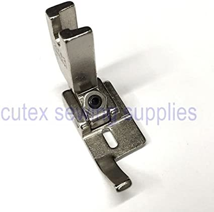TM Brand Hinged Binder Presser Foot #12142AHBNF for Needle Feed Sewing Machine Cutex