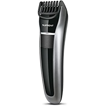 Amazon.com  SUPRENT Beard Trimmer with Safety Lock 9afa14cee5