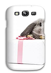 Galaxy S3 Cover Case - Eco-friendly Packaging(rabbit)