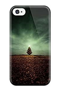 Fashion Protective Tree Case Cover For Iphone 4/4s