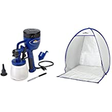Homeright C900076 Finish Max Paint Sprayer + C900051.M Small Spray Shelter