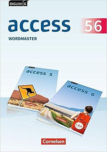 Schuljahr Schülerbuch English G Access Band 5: 9 L ... Allgemeine Ausgabe