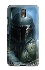 High Quality FEbhMTK9416atlKr Star Wars Video Game Other Tpu Case For Galaxy Note 3