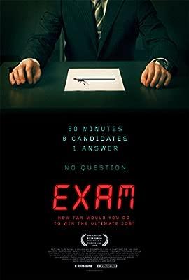 Exam [Blu-ray]: Amazon.es: Adan Beck, Gemma Chan, Nathalie ...