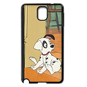 Samsung Galaxy Note 3 Cell Phone Case Black 101 Dalmations II Patch's London Adventure NF8899974