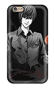Minnie R. Brungardt's Shop 5501481K84484722 Fashion Protective Light From Death Note Case Cover For Iphone 6