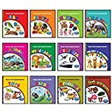 Tiny board book (pack of 12 books)