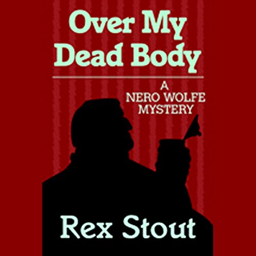 Bargain Audio Book - Over My Dead Body