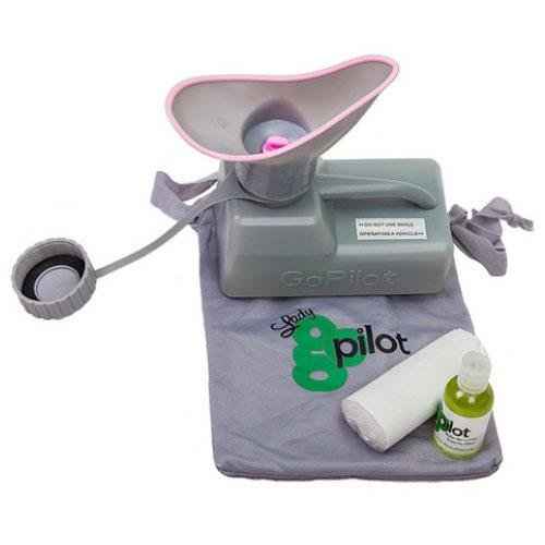 GoPilot Portable Urinal- Female Package by Lady GoPilot