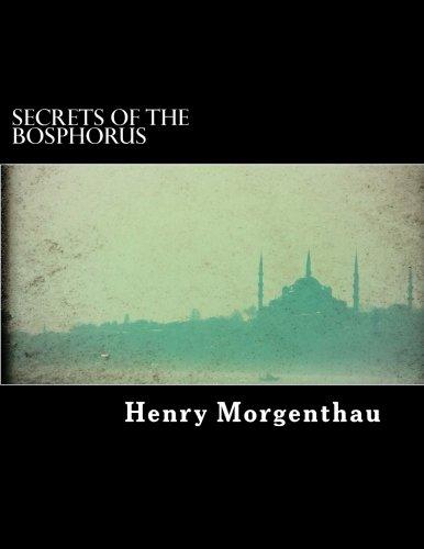 Download Secrets of the Bosphorus (illustrated) pdf epub