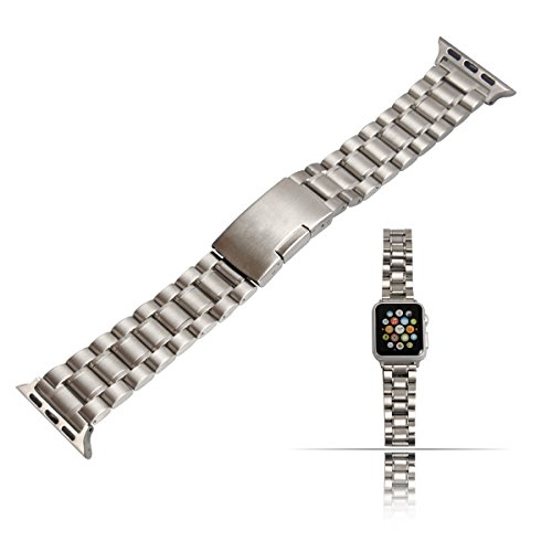 Stainless Steel iWatch Replacement Bracelet