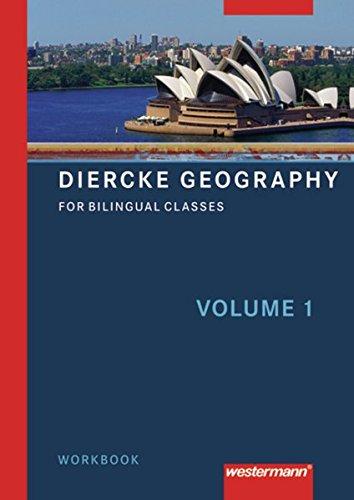 Diercke Geography Bilingual: Workbook Volume 1 Taschenbuch – 1. Oktober 2007 Reinhard Hoffmann Westermann Schulbuch 3141148112 Baden-Württemberg