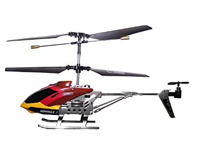 My Funky Planet My Web Rc - Iron Eagle Helicopter Red from My Web RC
