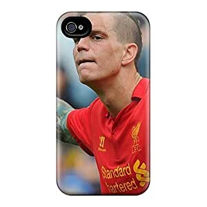 High Quality rewens Reproductor The Best Of Liverpool Daniel agger Skin Case Cover Speci Ally Designed for iPhone – 4/4S