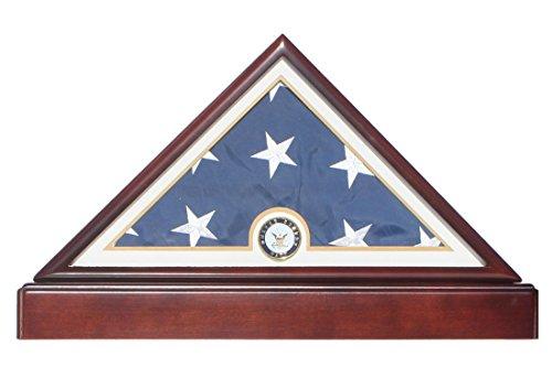us flag display case black - 9