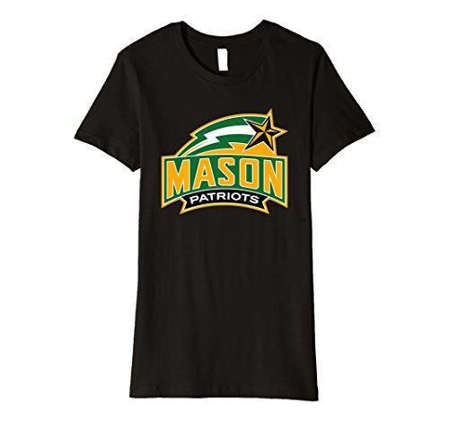 - Womens GMU Patriots Women's College NCAA T-Shirt RYLGMU06