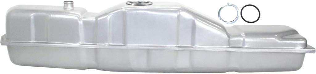 Steel 20 Gallons // 76 Liters Capacity 12382992 w//EFI Silver For Chevy V10 // V250 // V30 Fuel Tank 1987