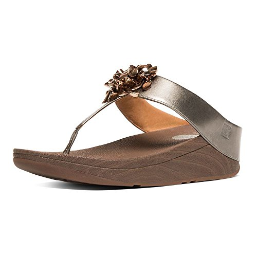 Fitflop Blossom 2 Mujer Sandalias Metálico Bronze