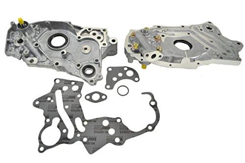 UPC 760999808550, ITM Engine Components 057-1323 Engine Oil Pump for 1989-1995 Hyundai/Mitsubishi 1.8L/2.0L L4 Vin U, R, V Elantra, Sonata, Eclipse, Galant