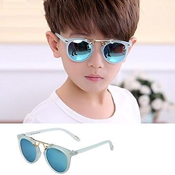 Nuevos niños gafas Gafas de sol Gafas de sol Gafas de sol ...