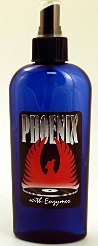 Phoenix Record Cleaning Spray for Vinyl (8 oz.) by Sleeve City