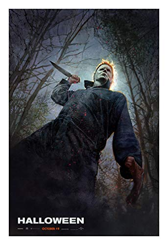 KodiakPrints Halloween 2018 Movie Poster Size 24