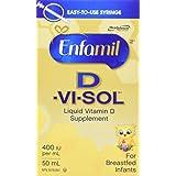 Enfamil D-VI-SOL Liquid Vitamin D Supplement, 50mL