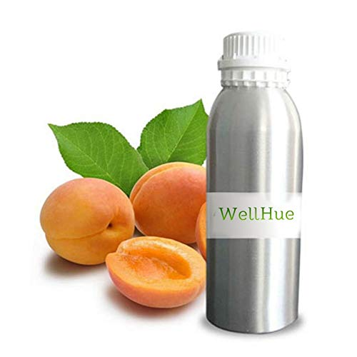 WellHue Apricot Kernel Carrier Oil 5ML to 250ML