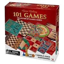 101 Games: Collection of classic games (Classic Game Set)