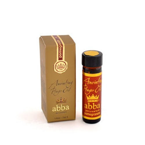 - Anoint Oil-Pomegranate Oil In Gift Box-1/4oz