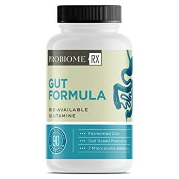 Amazon.com: ProBiome Rx Gut Formula Supplements, Gut