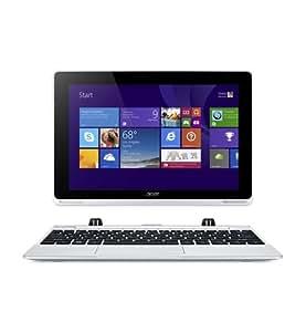 Acer Aspire Switch 10 SW5-012 - Convertible 2 en 1, con pantalla de 10.1'' IPS HD (Procesador Intel Atom Z3735F, 2 GB RAM, 64 GB de almacenamiento + disco duro 500 GB en docking-teclado, Windows 8.1 ) - Teclado QWERTY español
