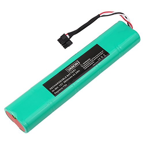 3600mAh Replacement Battery for Botvac Series 70e 75 80 85 and Botvac D Series D75 D80 D85 Robots
