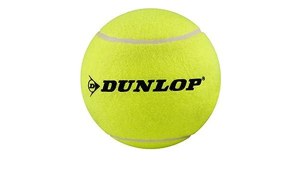 Dunlop - Pelota de tenis (tamaño gigante): Amazon.es: Deportes y ...