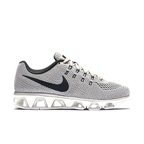 Nike Womens Air Max Tailwind 8 Running Shoes-Violet Ash/Black-7.5