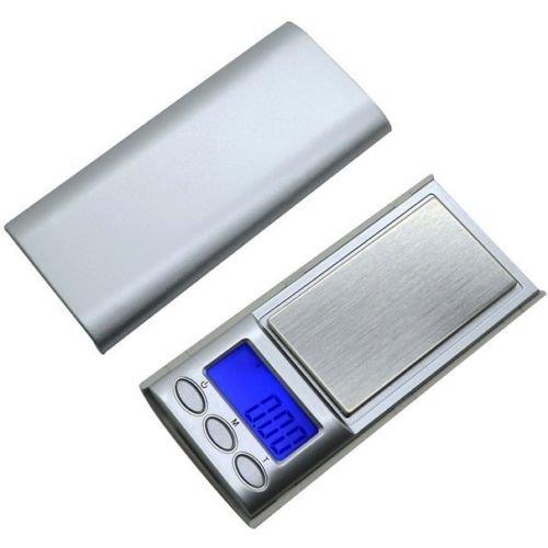 US Balance US-Fire 100 Gram 0.01 Digital Pocket Scale Silver