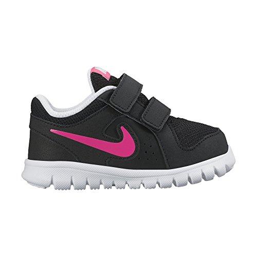 Nike Flex Bébé Fille Chaussures noir Blanc Hyper Rose Marche Blanc Experience tdv Noir Ltr UUdxqrHp