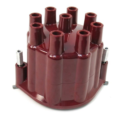 Pertronix D651701 Red Cap for Flame-Thrower Marine Billet Distributor 8 Cylinder Engine