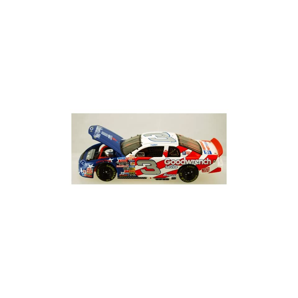 Action   Elite Platinum   NASCAR   Dale Earnhardt Sr #3   1996 Chevy Monte Carlo   GM Goodwrench / 1996 Olympics   Very Rare   1 of 408   124 Scale Die Cast   Limited Edition   Collectible