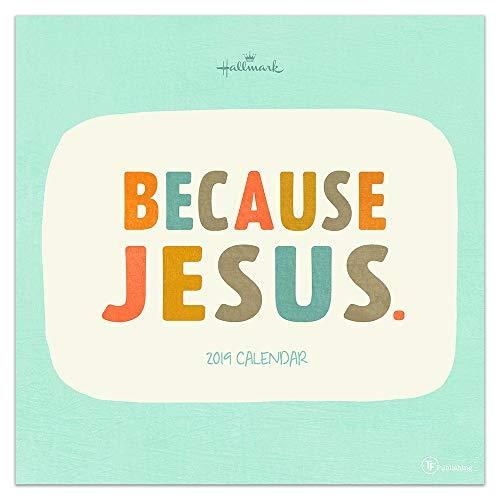 2019 Because Jesus Wall ()