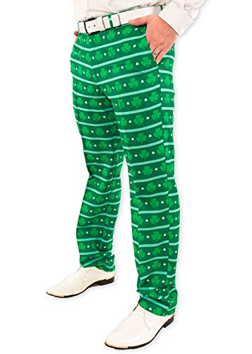 1025a7bb351eb1 We Analyzed 3,013 Reviews To Find THE BEST St Patrick Day Pants