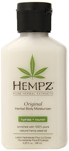 Hempz Original Herbal Body Moisturizer, 2.25 Fluid Ounce