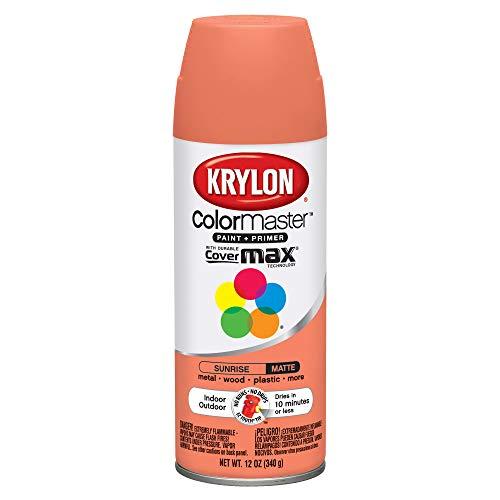 Krylon 53577 Sunrise 12oz Aerosol Paints