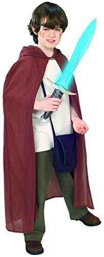 The Lord of the Rings Frodo Costume Accessory Kit - Hobbit Costume Shirt