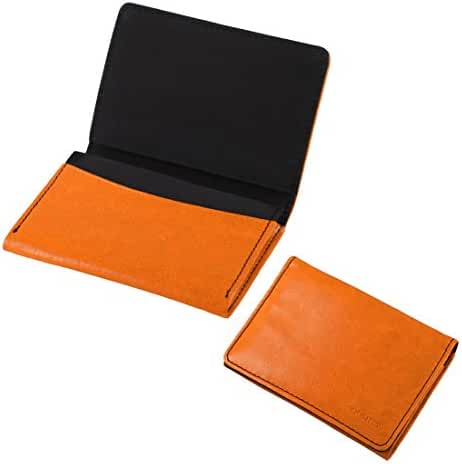 ECM13 Mens Travel Leather Card Case Wallet For Boyfriend By Epoint