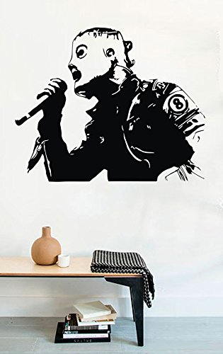 USA Decals4You | Music Wall Decals Corey Taylor Slipknot Stickers Vinyl MK1842
