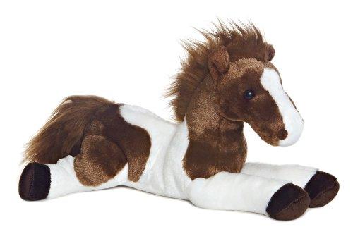 (Aurora World Flopsie Plush Tola Horse, 12