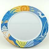 "Ocean Breeze - 12"" Platter offers"