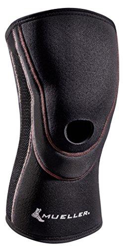 - Mueller Sports Medicine Breathable Open Patella Knee Sleeve, Medium, 0.44 Pound